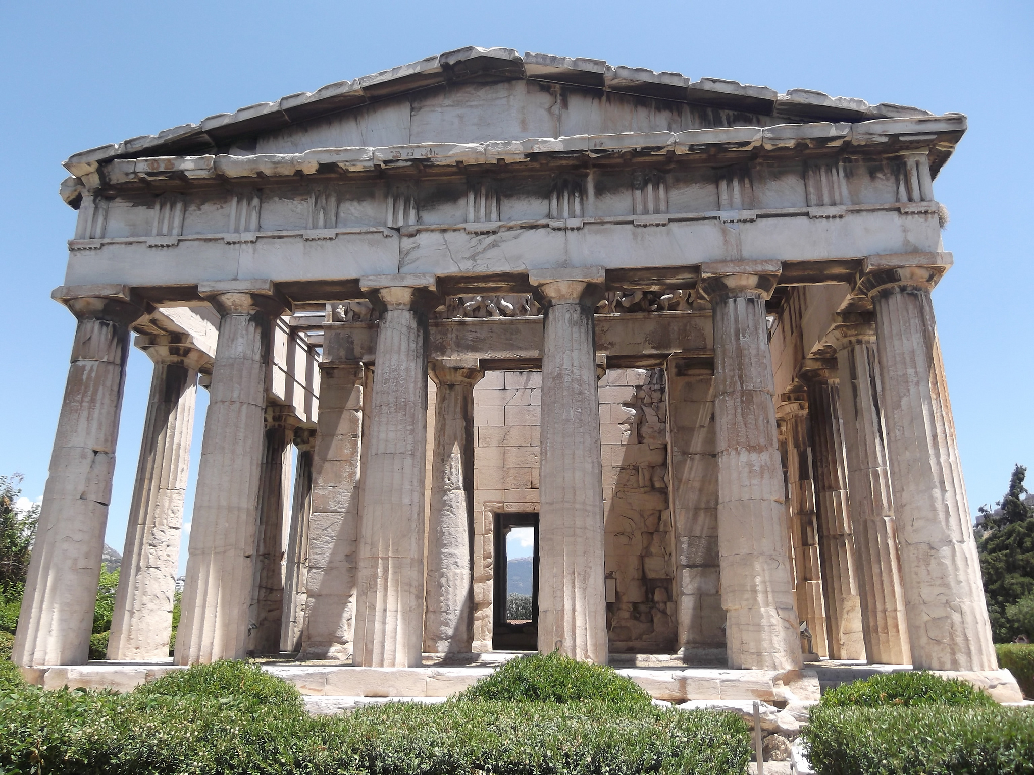 Pilgrimage To Ancient Athenian Democracy Guided By Readings From