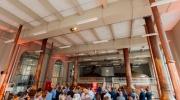Belgium: Conversion of De Hoorn Brewery into a creative hub celebrated