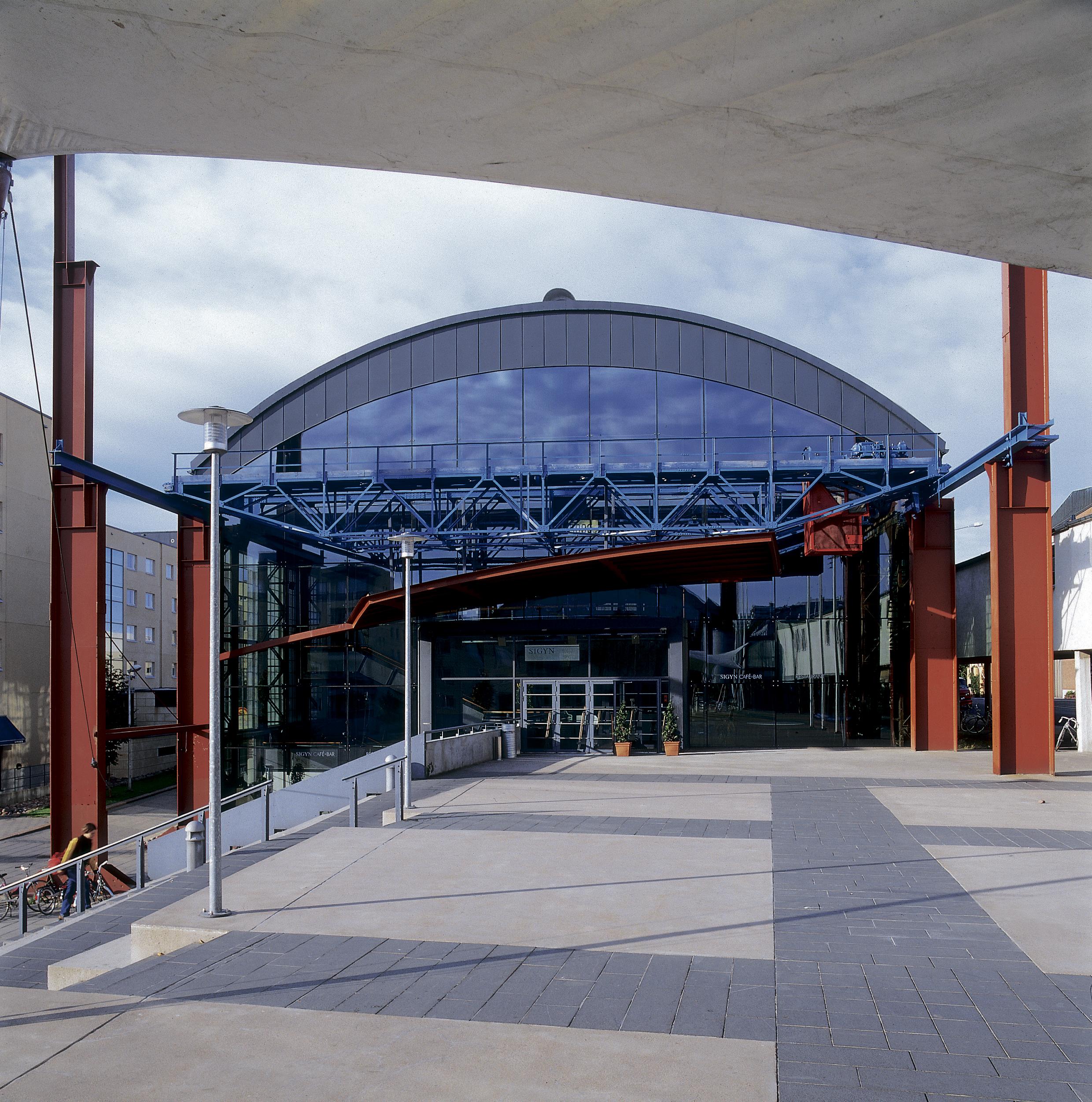 Sigyn Hall of the Turku Music Conservatory. Photo: Courtesy of Visit Turku