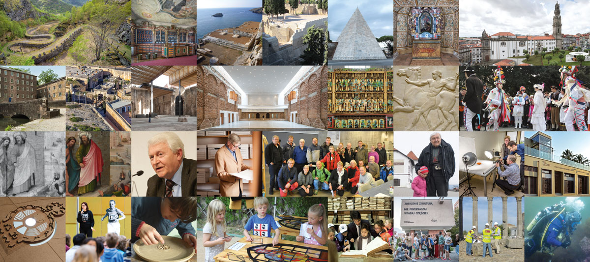 EU Prize for Cultural Heritage/Europa Nostra Awards 2017. Photo: Europa Nostra