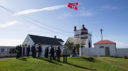 Local Award Ceremony Norwegian Lighthouse Society