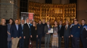 Memorable ceremony for Rode Altarpiece Research and Conservation Project held in Tallinn