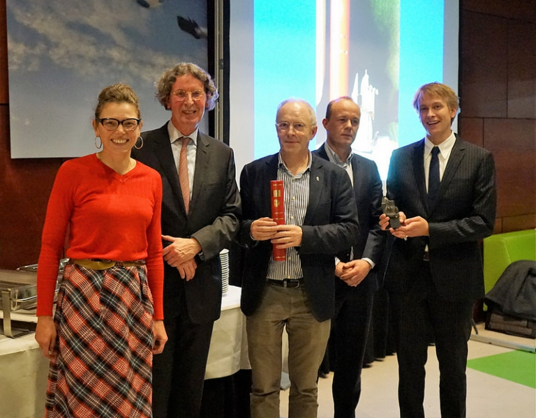 The Netherlands: Bosch Research and Conservation Project receives Grand Prix