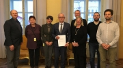 """""""Save Patarei"""" petition with over 1,000 signatures presented to Estonian Parliament"""