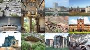 12 European heritage sites shortlisted for the 7 Most Endangered programme 2018
