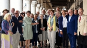 Italy: Association of the International Private Committees for the Safeguarding of Venice honoured