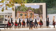 Serbia: 200 people celebrate the rehabilitation of the Pavilion of Prince Miloš in Aranđelovac