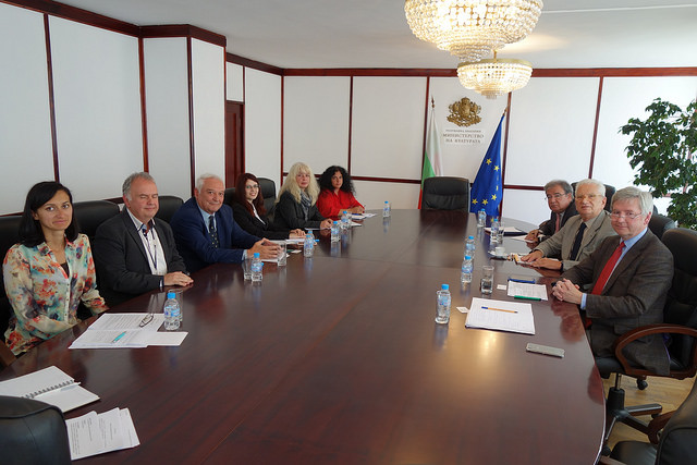Bulgarian Ministry of Culture will accelerate the procedure of Monument designation to Buzludzha Monument
