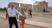 Nicosia Conference: Participants visit monuments restored by the bi-communal Technical Committee on Cultural Heritage in Famagusta, Cyprus