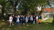 Slovenia: Plečnik House celebrated its Award with collaborators and 160 visitors