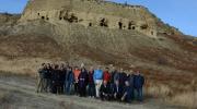Georgia: Experts from Europa Nostra and EIB Institute visited David Gareji monastery complex