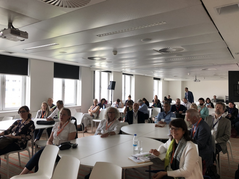 Europa Nostra's Session at the EFC Annual Conference on 31 May in Brussels