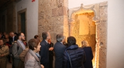 Europa Nostra's delegation visits 7 Most Endangered site of The Monastery of Jesus in Setúbal