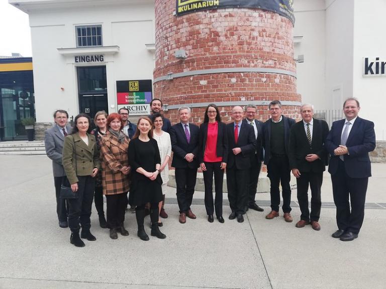 European Heritage Awards / Europa Nostra Awards Archive visit in Krems, Austria