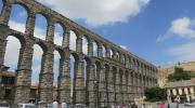 Aqueduct of Segovia. Photo: Eric Titcombe