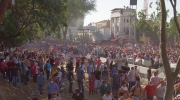 Taksim Square - Gezi Park Protests, İstanbul. Photo: Alan Hilditch (CC BY 2.0)