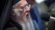 His All-Holiness Ecumenical Patriarch Bartholomew. Photo: ©2016 Sean Hawkey.