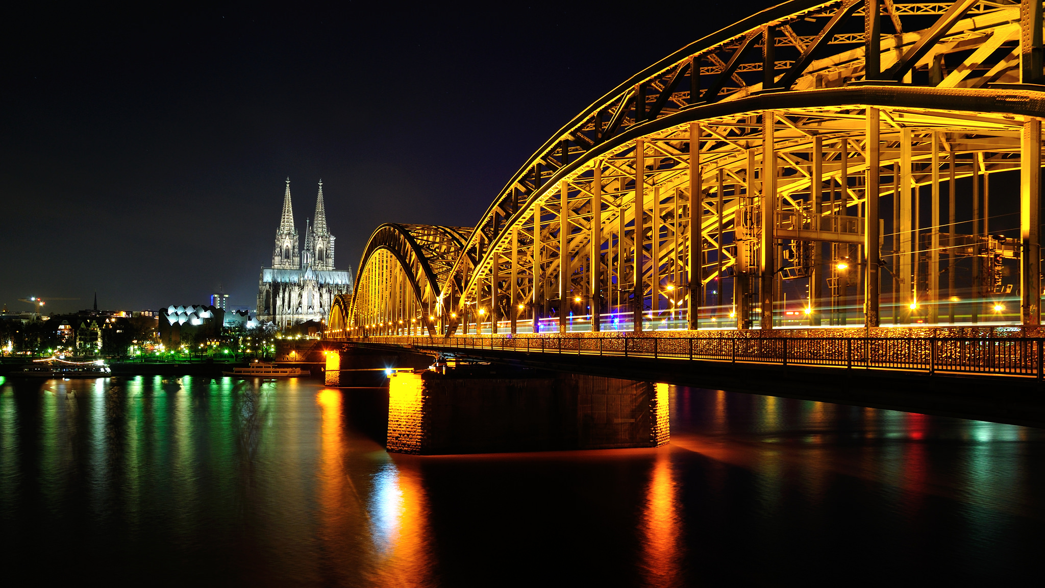 Cologne, Germany. Photo: Eric Bauer CC BY-SA 2.0