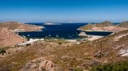 Photo: Coastline of Patmos, CC BY-NC-ND 2.0, Andrea Moroni