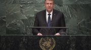 Klaus Werner Iohannis, President of Romania. Photo: United Nations Photo CC BY-NC-ND 2.0