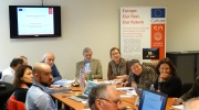 Photo: 2015 Europa Nostra's Capacity Building Days in Brussels. Credit: G.Simone/Europa Nostra