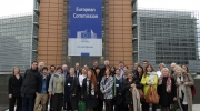 Capacity Building Days, April 2016, Brussels.