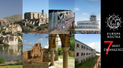The 7 Most Endangered heritage sites in Europe listed in 2016. Photo: Europa Nostra