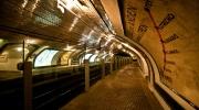 Interior of Chamberi 'ghost' station in Madrid. Photo: Sergio Moratilla (CC BY-NC-SA 2.0)
