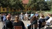 Kick-off seminar Social Media Volunteers for Heritage - Weimar