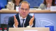 Tibor Navracsics at his hearing in the European Parliament on 1 October 2014. Photo: Sean Kelly CC BY-SA 2.0