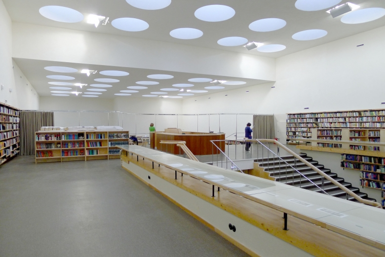 Credit: Tapani Mustonen, The Finnish Committee for the restoration of Viipuri Library