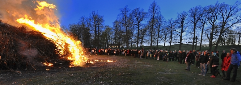A gathering of the Swedish Local Heritage Federation. Photo: KGZ Fougstedt