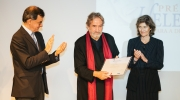 Maestro Jordi Savall received the Helena Vaz da Silva Award 2015 at the Gulbenkian Foundation in Lisbon.