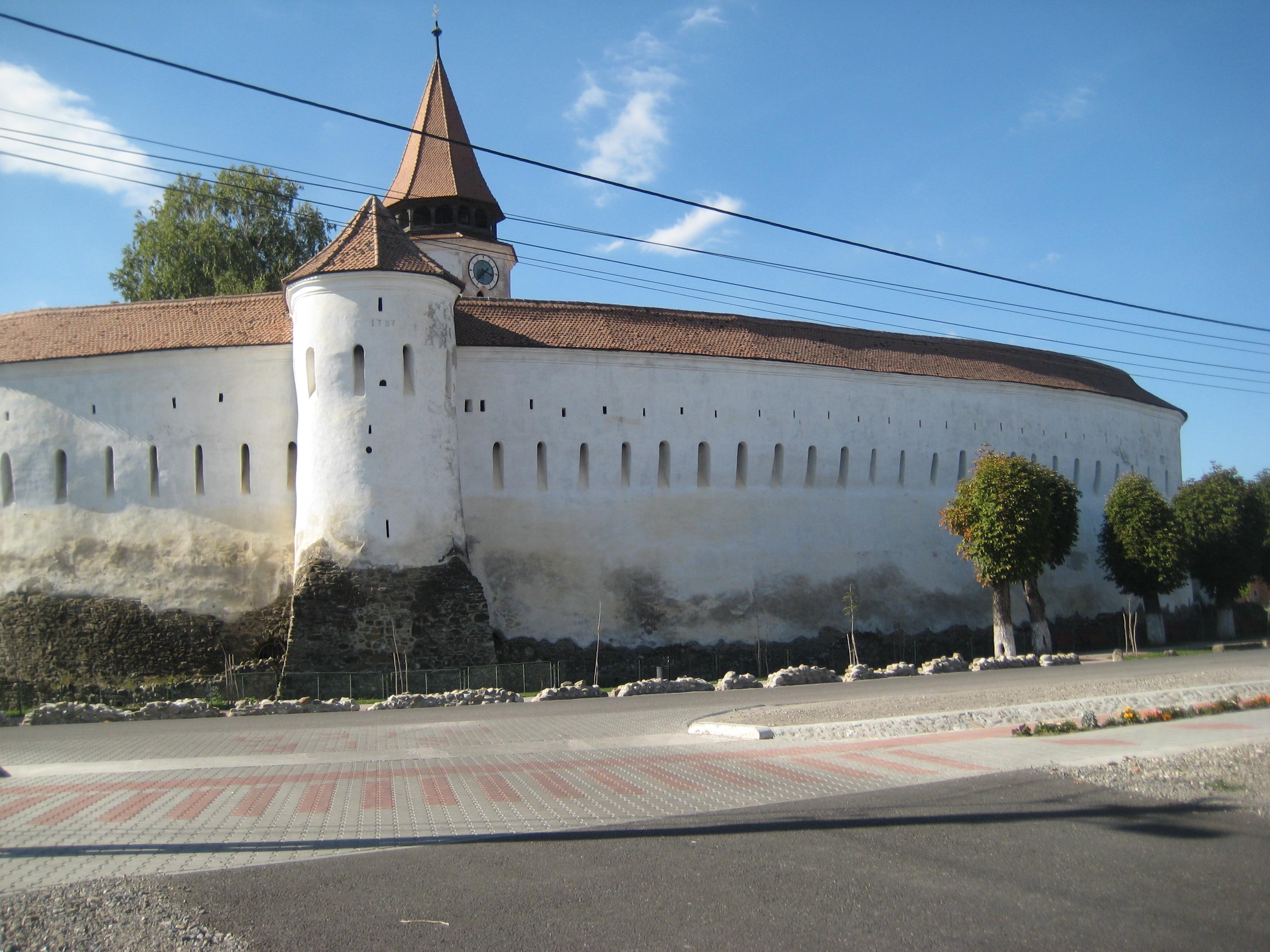 2015 Europa Nostra Heritage Tour in Transylvania