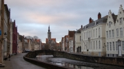 Photo: a view of Bruges, Belgium © Laurie Neale