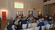The General Assembly of Europa Nostra took place on 4 May at the Franz Joseph Hall of the Dorotheum Palace. Photo: Oreste Schaller.