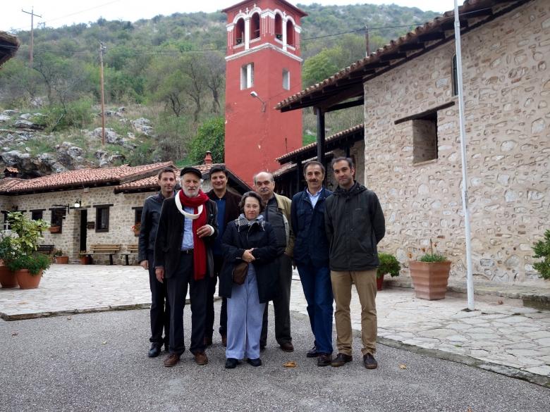Rescue Mission in Kastoria, Greece. Photo: Constantinos Koutsadelis