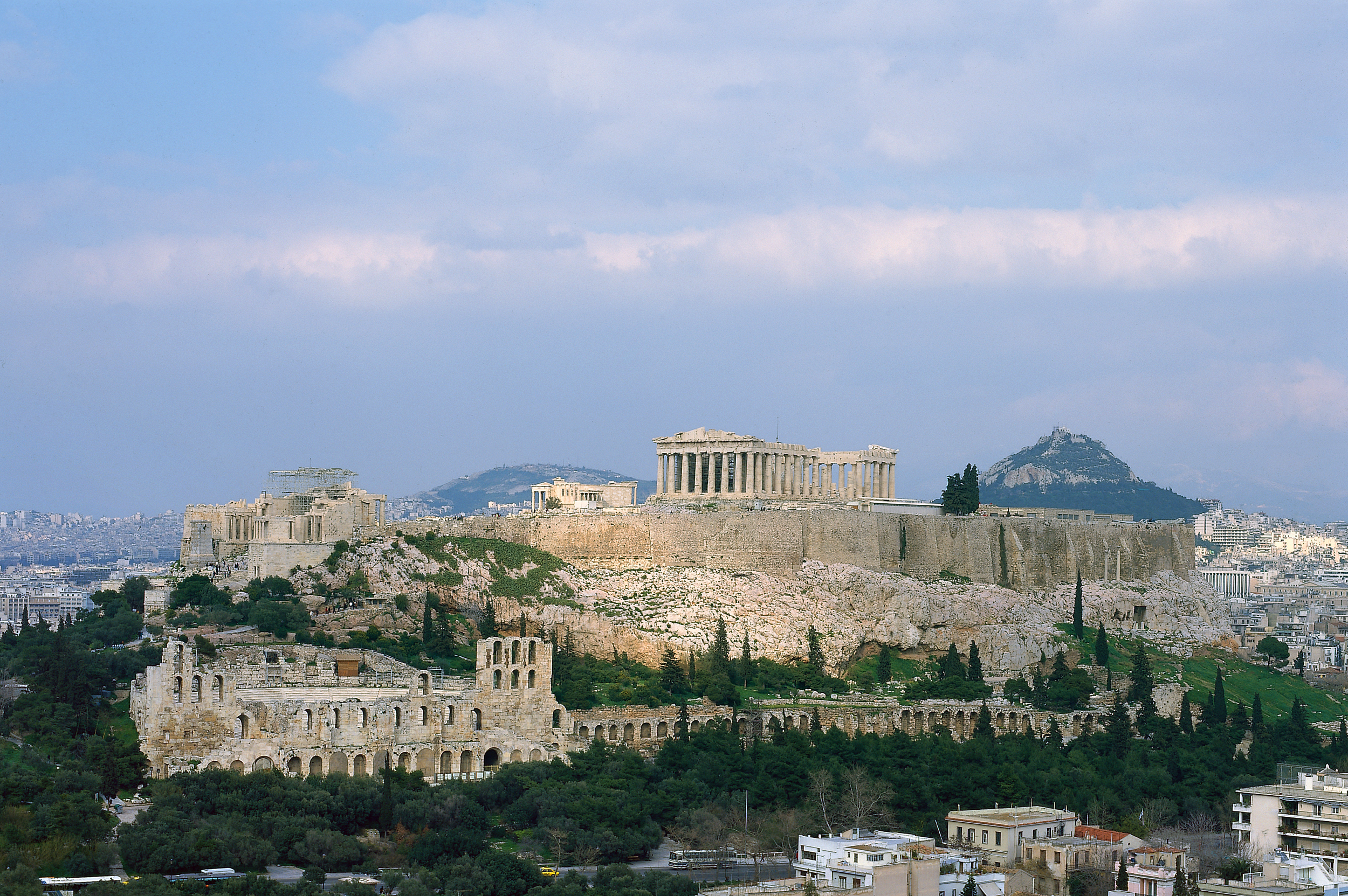 Photo: The Acropolis of Athens, Greece, location of the next European Heritage Awards Ceremony.