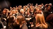 Photo: Plácido Domingo at the 2016 European Heritage Awards Ceremony in Madrid. Felix Quaedvlieg