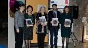 Sneška Quaedvlieg-Mihailović, Androulla Vassiliou, Rossana Bettinelli, Dario Franceschini and Silvia Costa. Photo: Europa Nostra