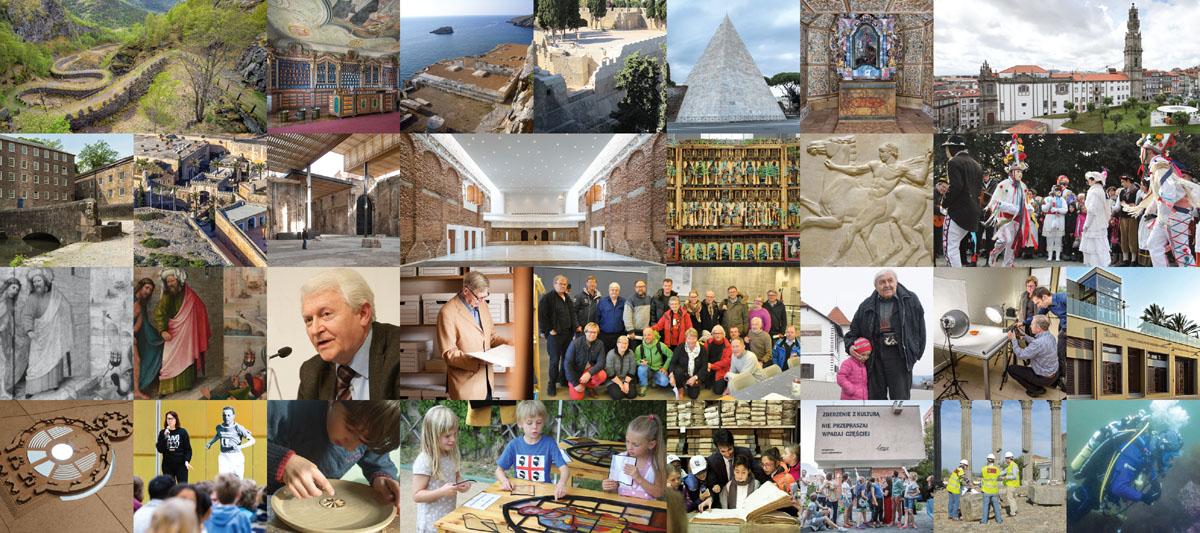 EU Prize for Cultural Heritage/Europa Nostra Awards 2017. Photo: Europa Nostra