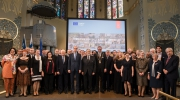 Plácido Domingo and EU Commissioner Navracsics announce Grand Prix winners of the European Heritage Awards 2017 in Turku