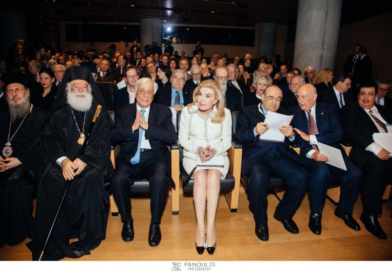 """A large audience of experts attended the Conference """"Hellenistic Alexandria: Celebrating 24 Centuries"""" from 13 to 15 December at the Acropolis Museum in Athens"""