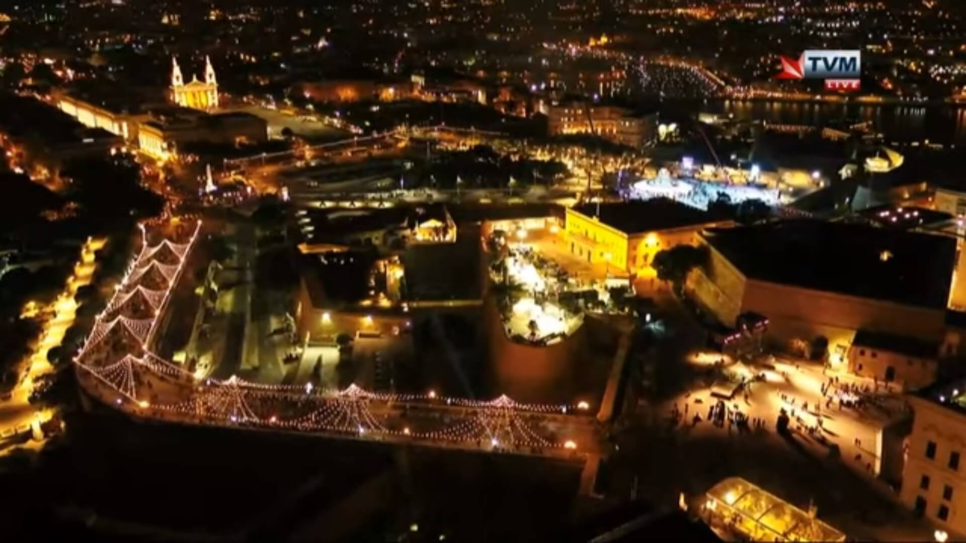 Valletta Begins Its Journey As European Capital Of Culture