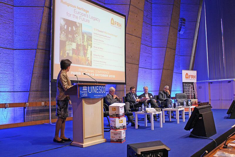 "Europa Nostra participates in Conference ""Religious Heritage"