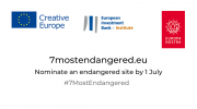 Nominate a heritage site for the 7 Most Endangered programme 2020