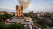 The Paris Fire Brigade, the Guardian Angels of Notre-Dame, receive the  European Heritage Award / Europa Nostra Award