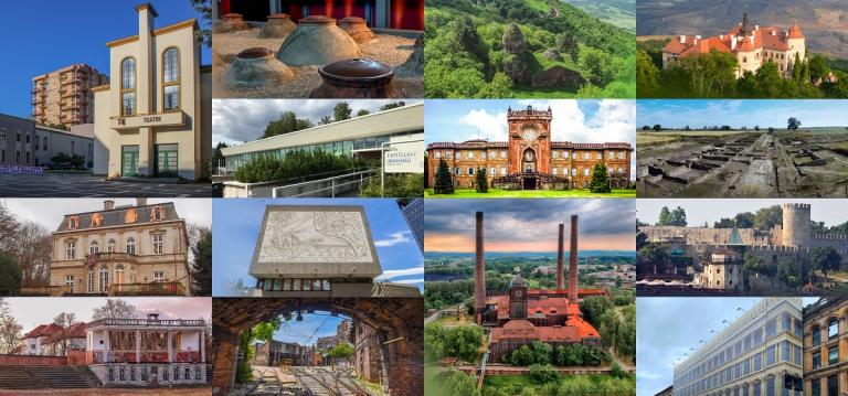14 European heritage sites shortlisted for the 7 Most Endangered programme 2020