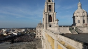 Portugal: After 20 years of silence, the restored Carillons of the Mafra National Palace played for over 6,000 people