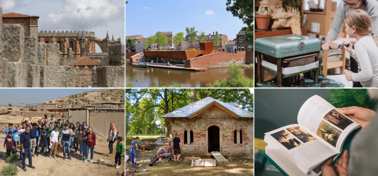 First-ever ILUCIDARE Special Prizes: 6 projects in heritage-led innovation and international relations shortlisted